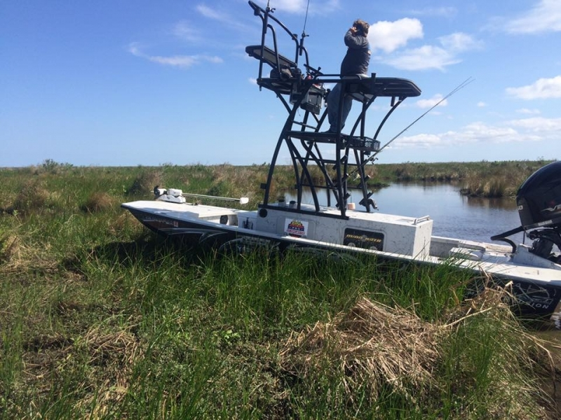 Pro-Series-Paul-Braley-pre-fishing-to-hard-St-Bernard-Parish
